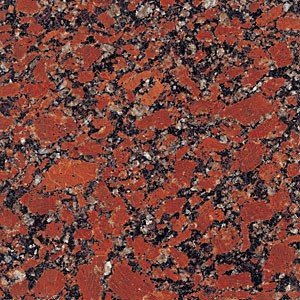 Santiago Red Granit